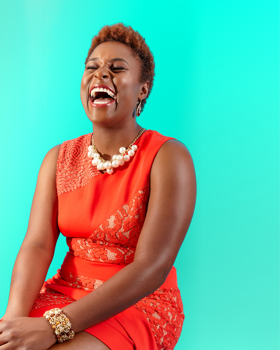 Issa Rae for Time Magazine & Esquire #2