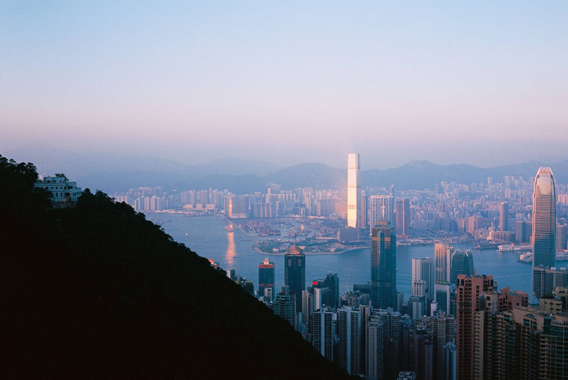 THE PEAK HONG KONG 2019