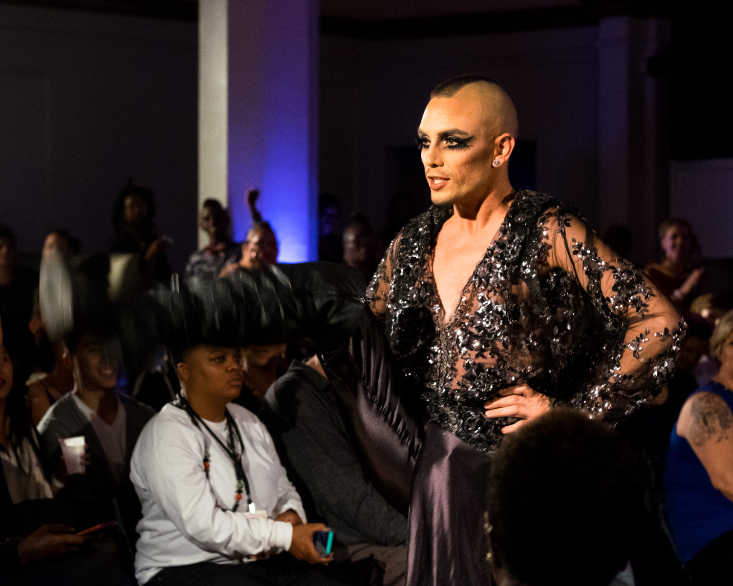 Unconventional Runway x Queer Fashion Week 2017 #31