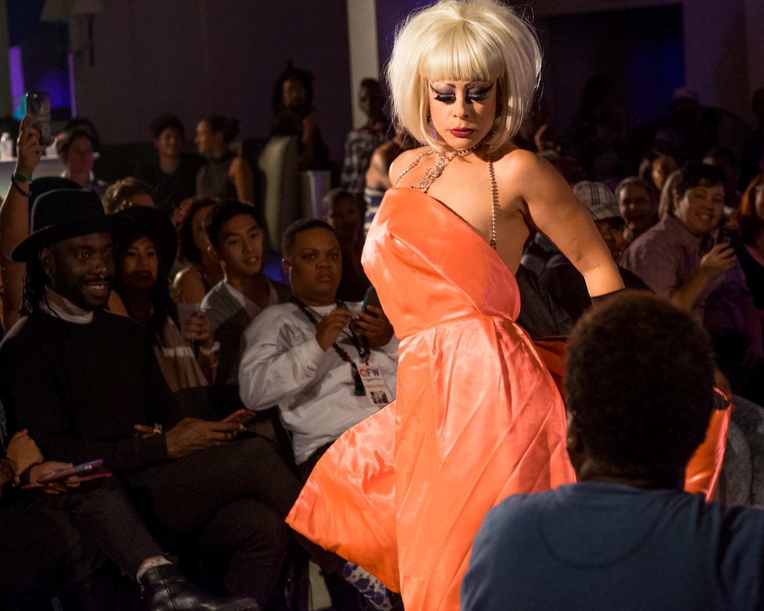 Unconventional Runway x Queer Fashion Week 2017 #32